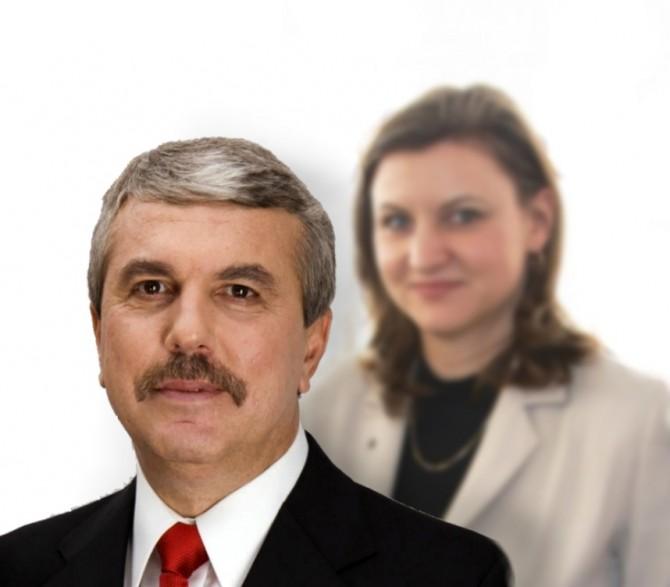Dan Nica, Adriana Ţicău