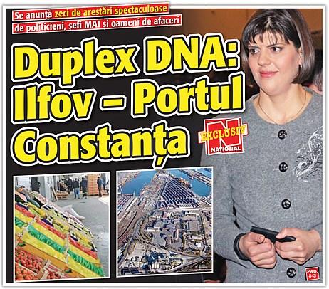 National - DNA - Portul Constanta