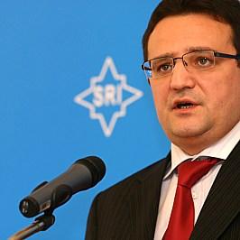George Cristian Maior, directorul Serviciului Român de Informaţii